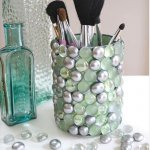7 DIY Glass Bottle Decor Ideas