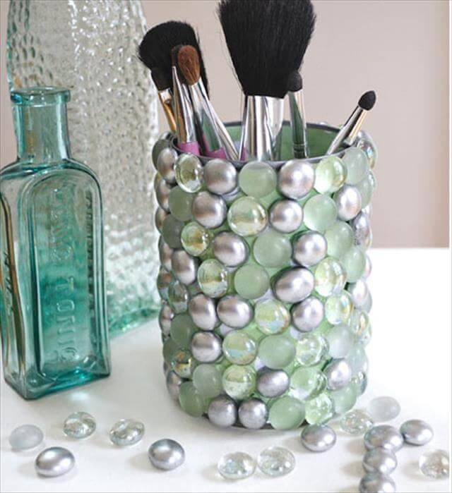 40 DIY Glass Bottle Decor Ideas DIY To Make Beauteous Decorating Ideas For Glass Jars