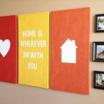 10 Easy DIY Canvas Art Ideas For Beginners