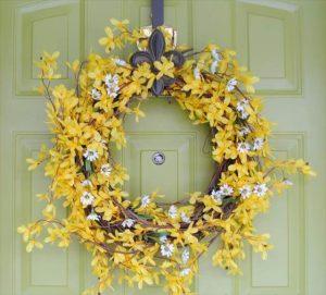 8 DIY Easy Spring Wreath Ideas To Make