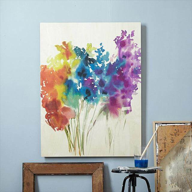 10 easy diy canvas art ideas for beginners diy to make