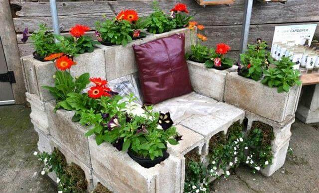 Simple DIY Concrete Outdoor Projects