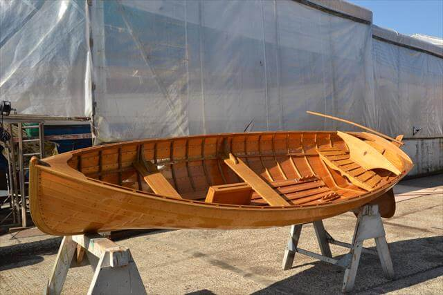 diy awesome wooden boat idea
