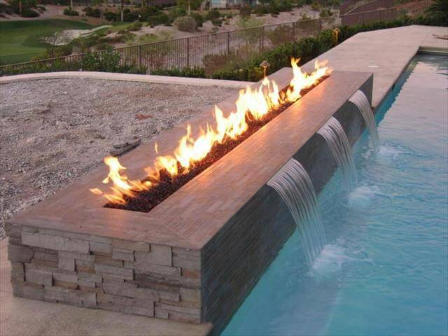 fire pit for out door idea