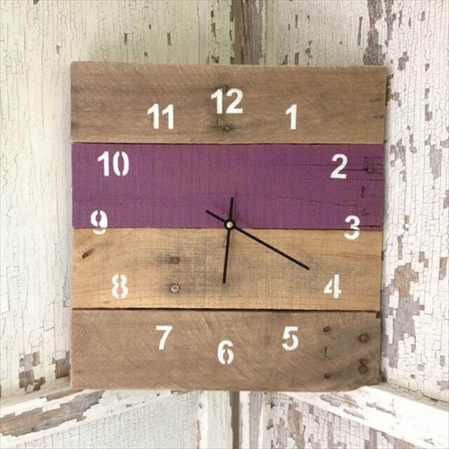 10 Easy Diy Wall Clock Ideas For Room
