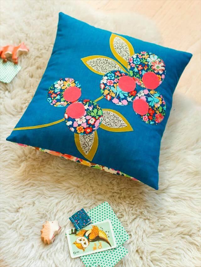 Appilique Pillow