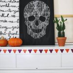 8 Spooky Pieces Of Halloween DIY Indoor Decor