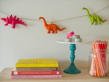 Plastic Animlas DIY