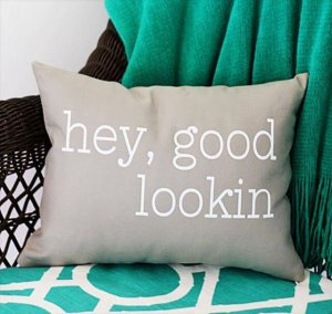 19 DIY Funky Stylish Pillows