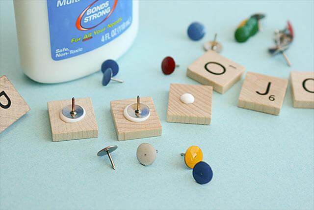 Scrabble Push Plan