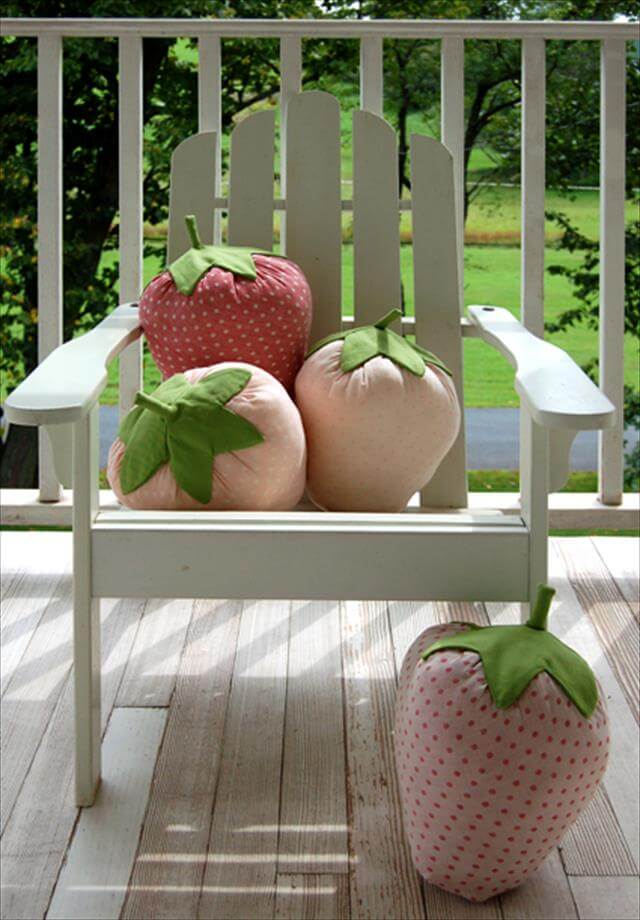 Stawberry Pillow