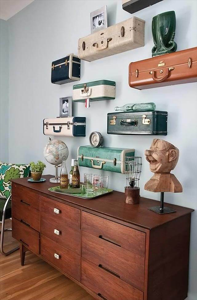 DIY-Vintage-Suitcase-Shelf