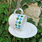 7 DIY Bird Bath For Summer Garden Decor