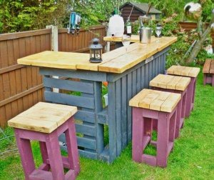 7 DIY Table Ideas For Garden Improvement