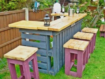 Patio Tbale DIY