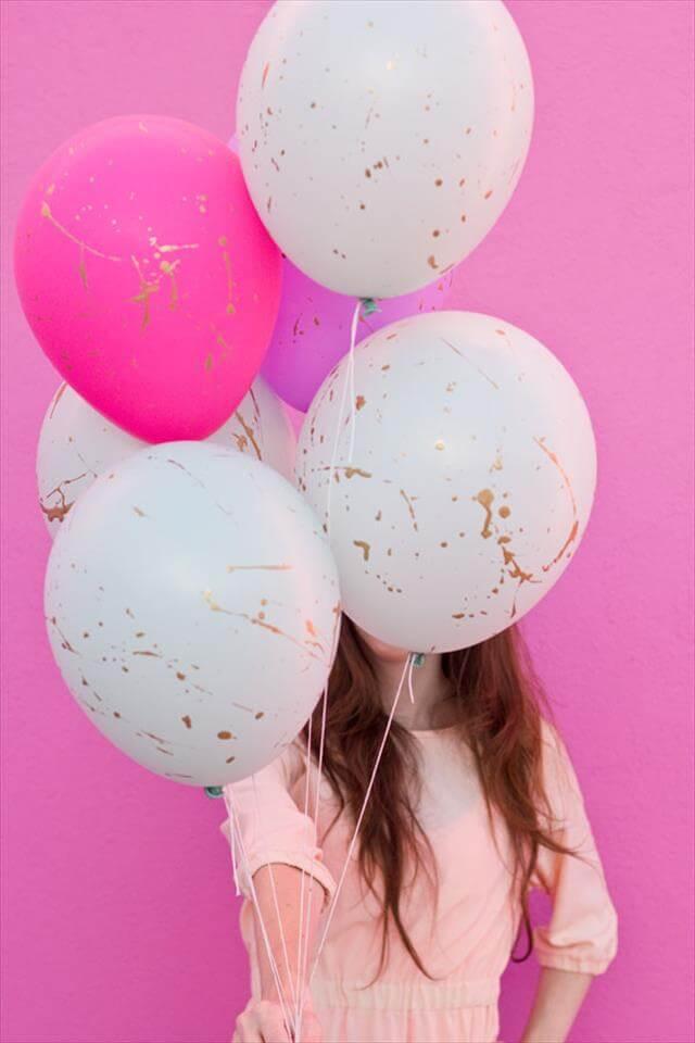 DIY Balloon Design For Kid's