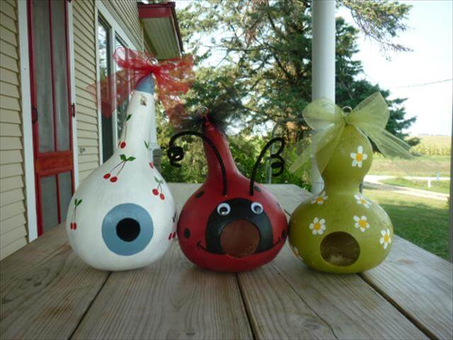 9 Diy Decorative Birdhouse Ideas Diy To Make