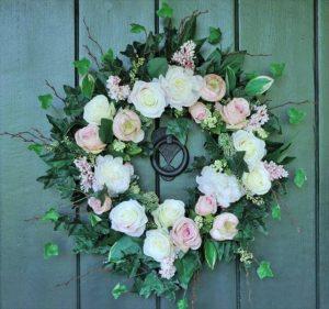 11 DIY Wreath For Front Door