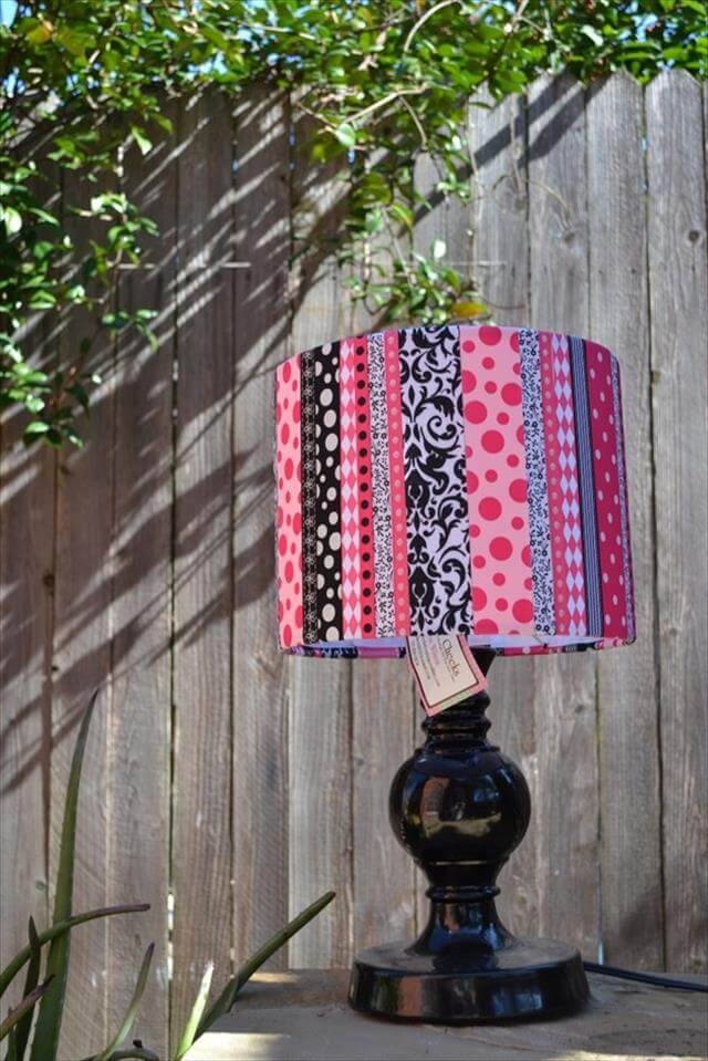 DIY Lamp Shade