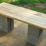 8 DIY Outdoor Bench For Garden And Patio