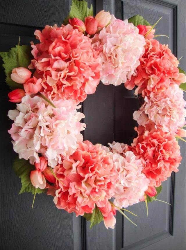 Tulip-Wreath