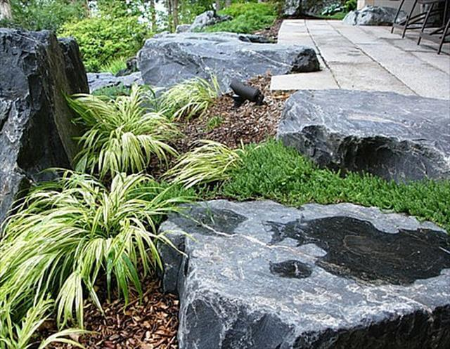 Great Diy Asian Rock Garden