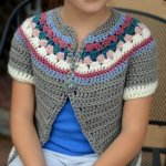 9 DIY Crochet Cardigan Sweater