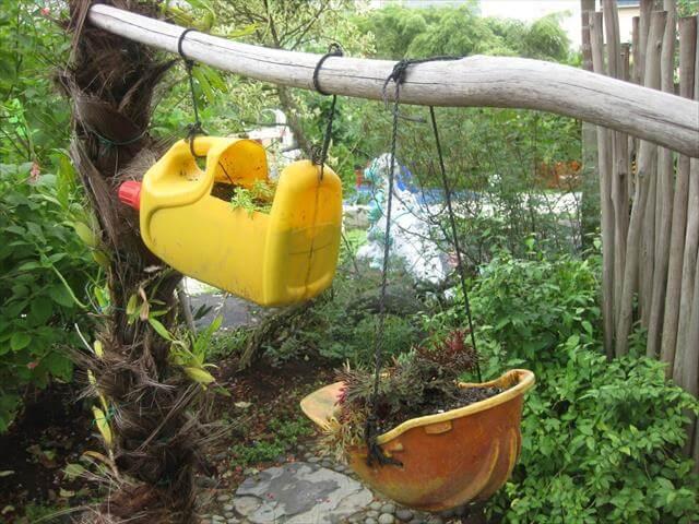 DIY Garden Planter Pattern