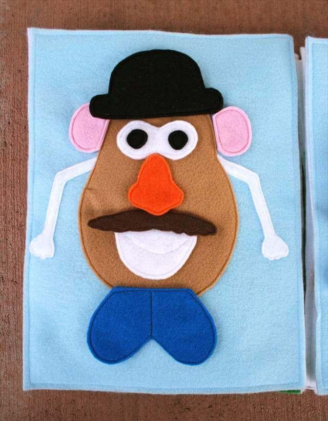 Mr.Ptato Head