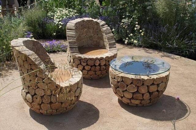 Nice Table For Garden