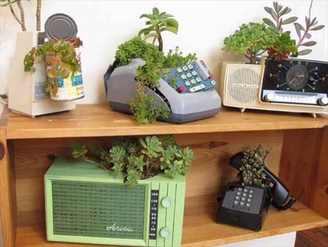 Easy Planter Idea
