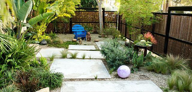Rock Garden Path Way