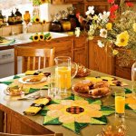 11 DIY Sunflower Kitchen Decor Ideas