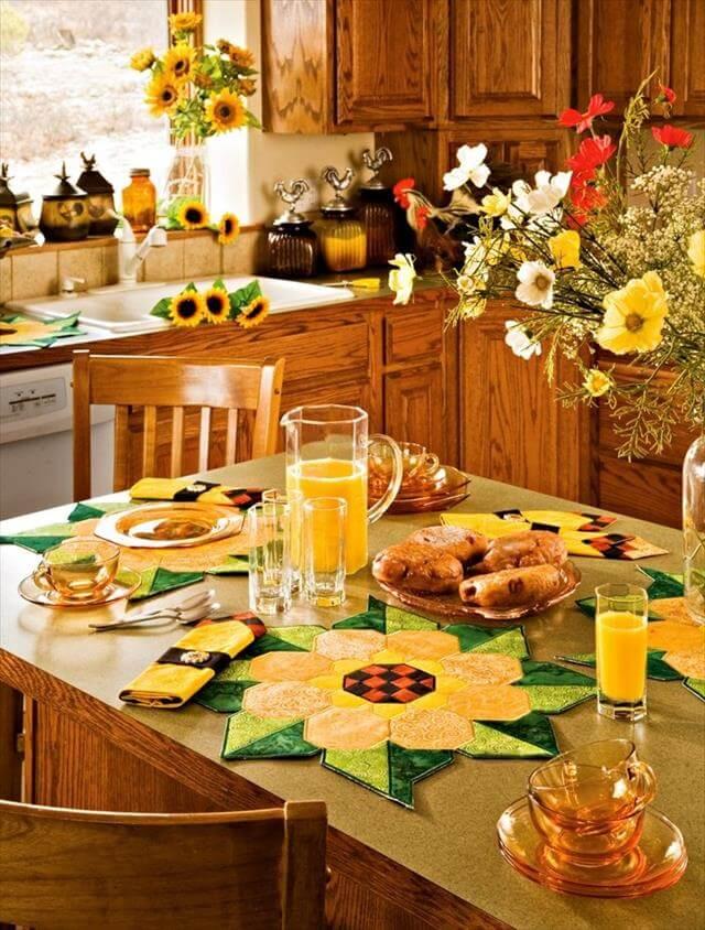 sunflower-kitchen-decor-ideas