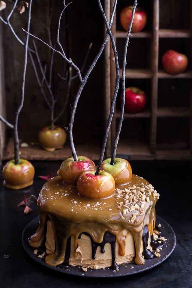 Spooky Apples