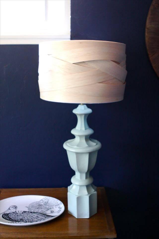 15 Diy Redo Lampshade Design Diy To Make