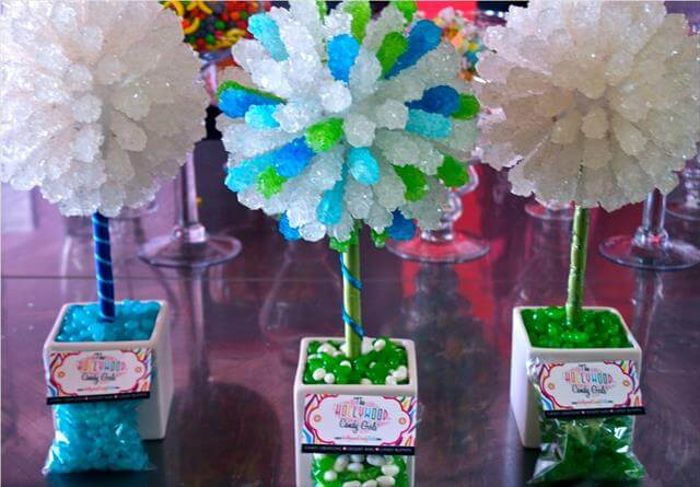 Candy Centerpiece Design