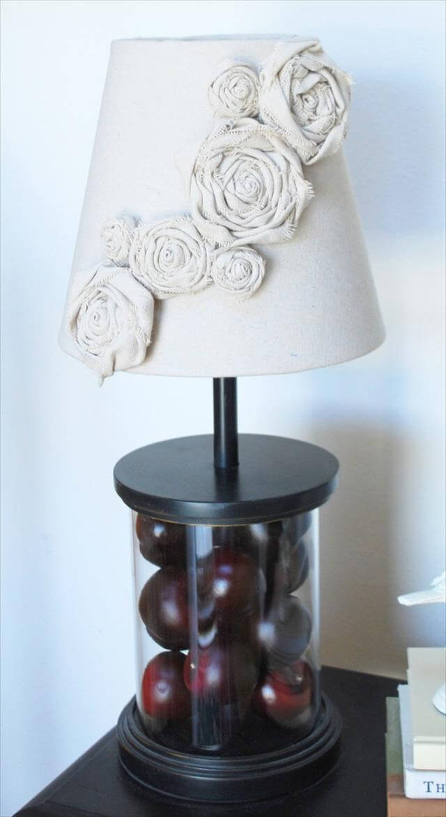 15 Diy Redo Lampshade Design Diy To Make