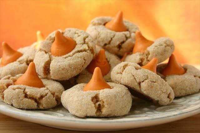 Cinnamon Pumpkin Kiss