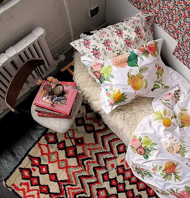 Bedding Decals