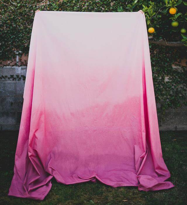 Ombre Tablecloth