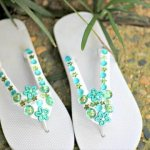 9 DIY Fancy Flip Flop Design