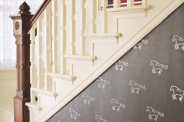 Horse-Stencils