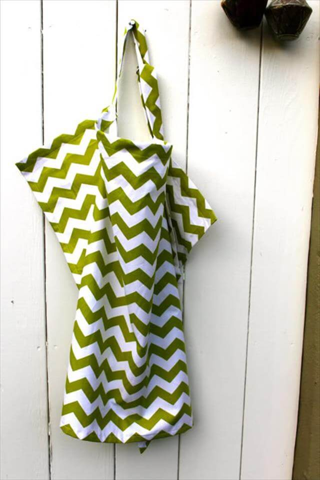 DIY Great Nursing Cover