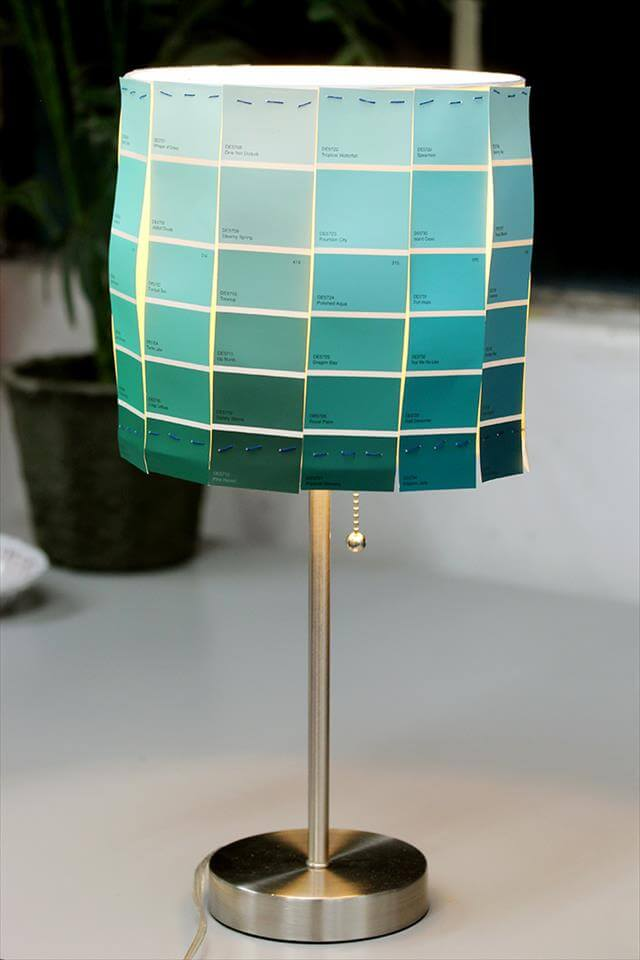 What Paint To Use On Fabric Lamp Shades