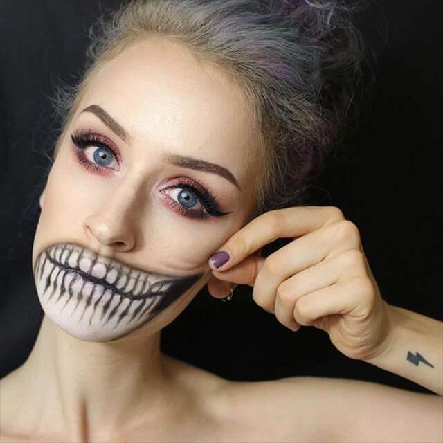 Skeleton Mouth