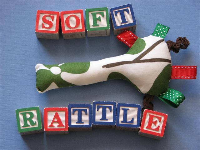 DIY Soft Rettle