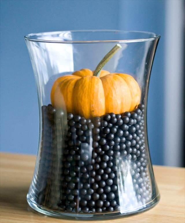 Sunken Pumpkin