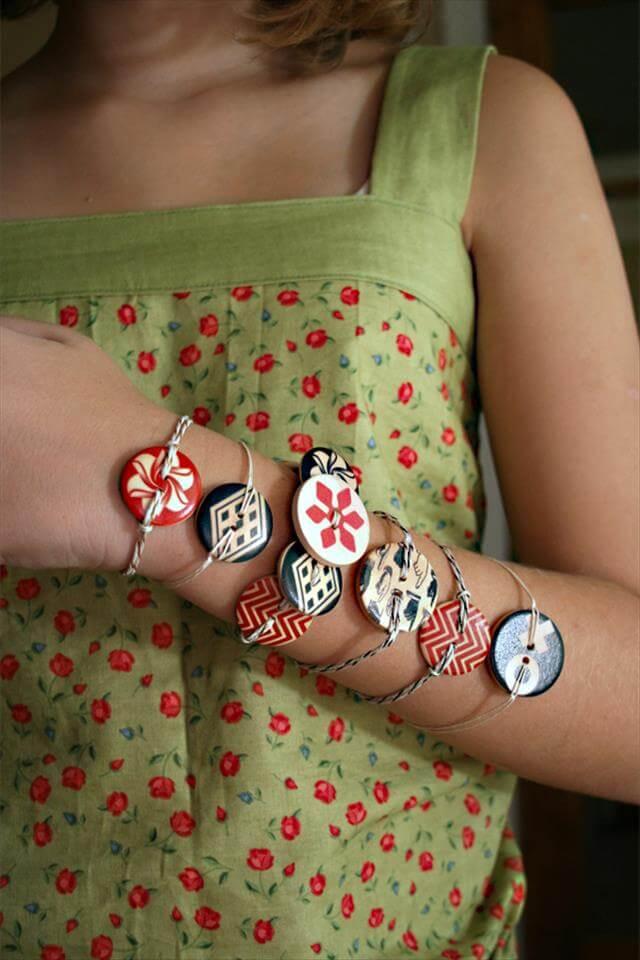 Twine Bracelet.