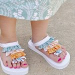 12 DIY Refashion Flip Flops Ideas